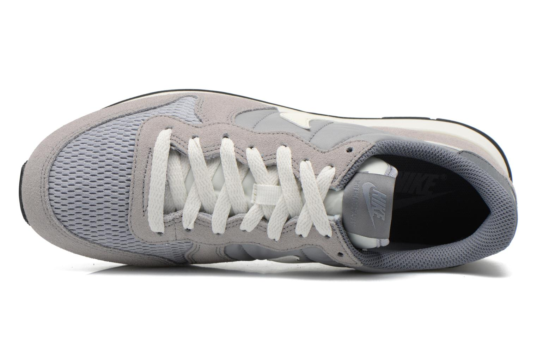 Baskets Nike Nike Internationalist Gris vue gauche