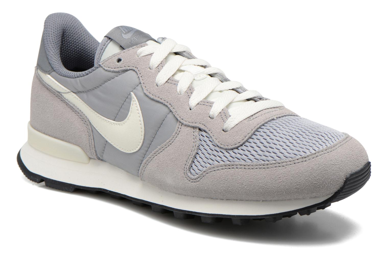 Nike Internationalist Wolf Grey/Sail-Sail