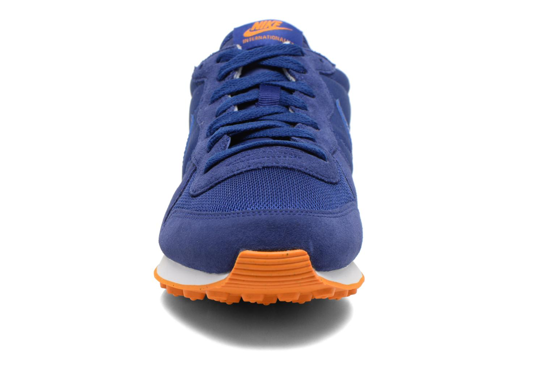 Sneakers Nike Nike Internationalist Blauw model