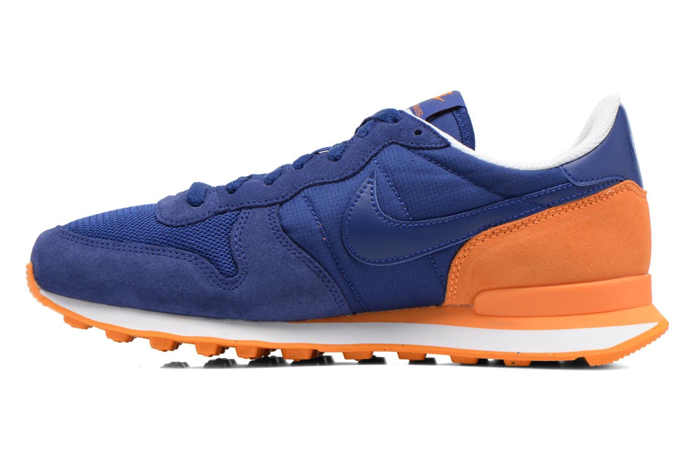 Sneakers Nike Nike Internationalist Blauw voorkant