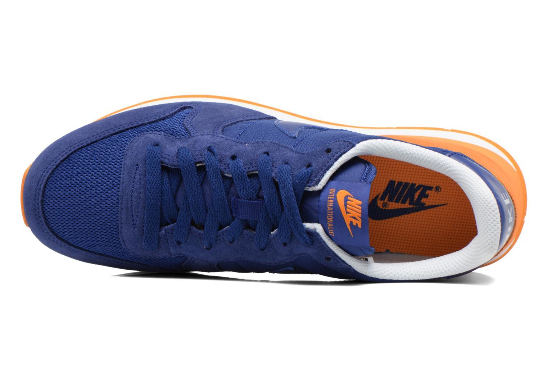 Sneakers Nike Nike Internationalist Blauw links