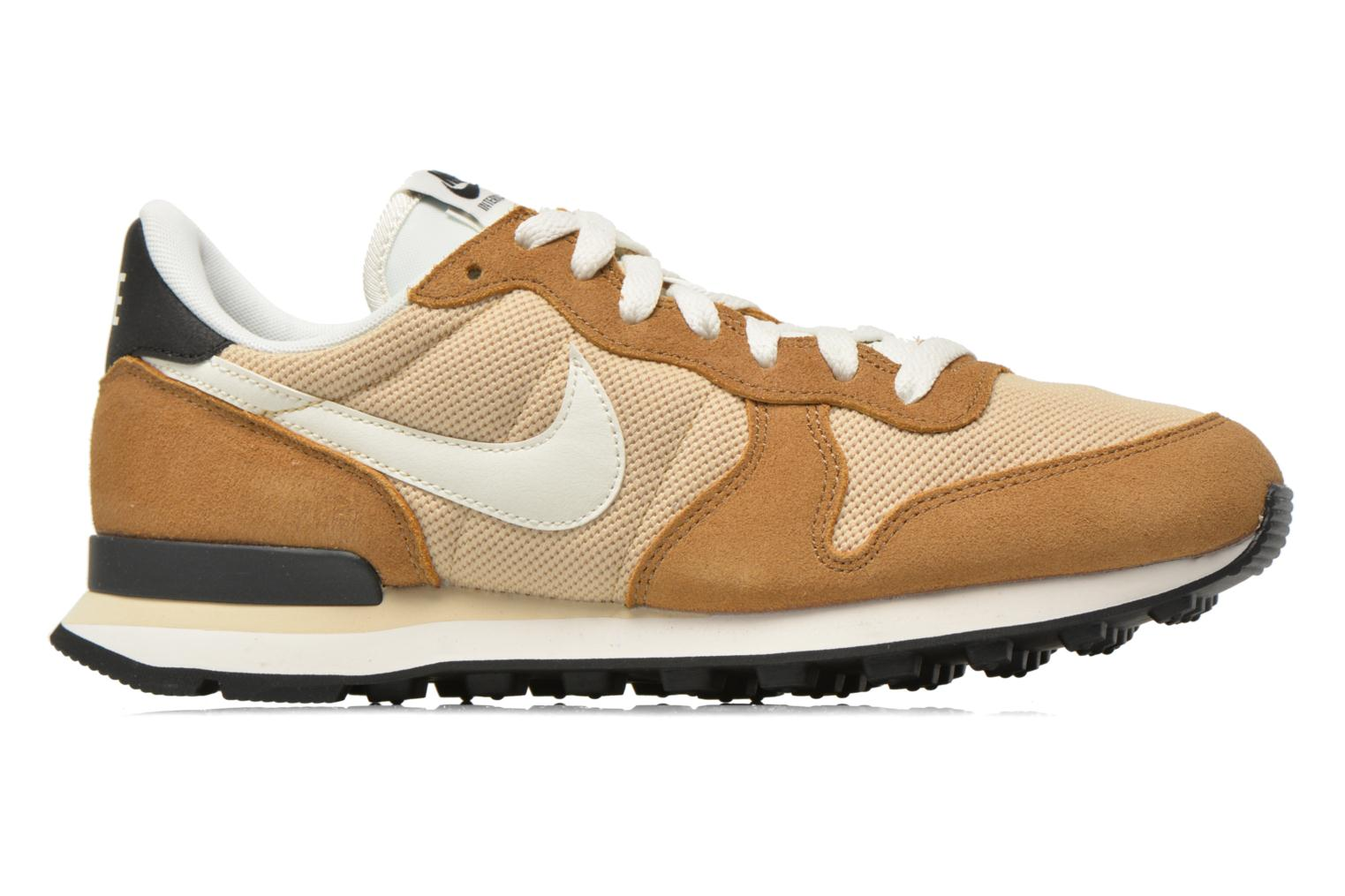 Baskets Nike Nike Internationalist Beige vue derrière