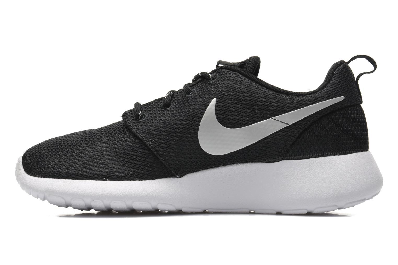 Sneakers Nike Wmns Nike Roshe One Zwart voorkant