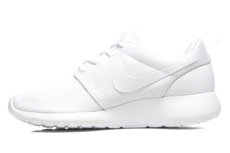 Sneaker Nike Wmns Nike Roshe One weiß ansicht von vorne