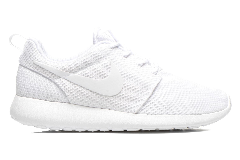 Sneaker Nike Wmns Nike Roshe One weiß ansicht von hinten
