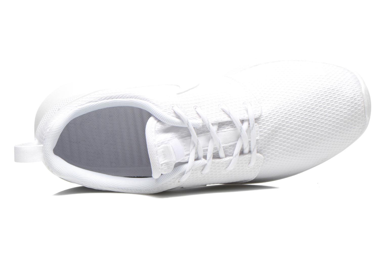 Sneaker Nike Wmns Nike Roshe One weiß ansicht von links