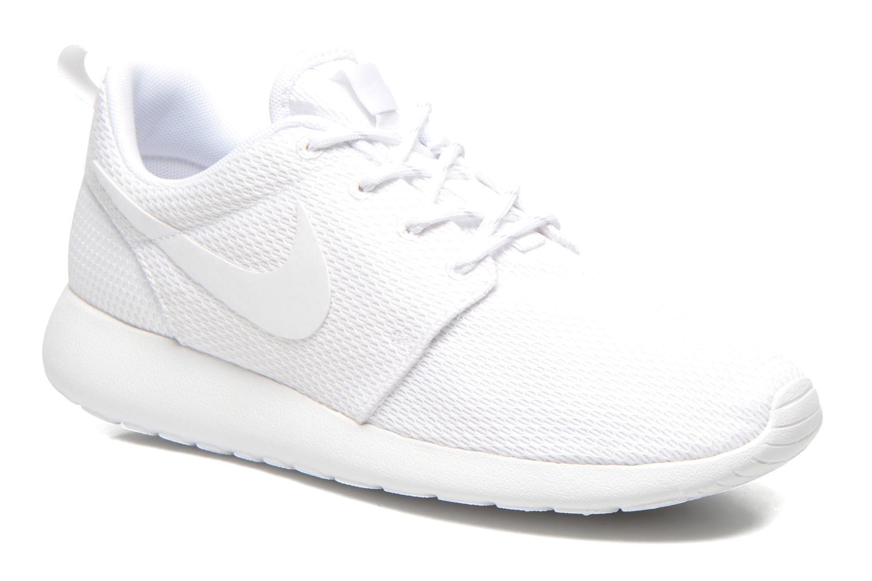 Sneaker Nike Wmns Nike Roshe One weiß detaillierte ansicht/modell