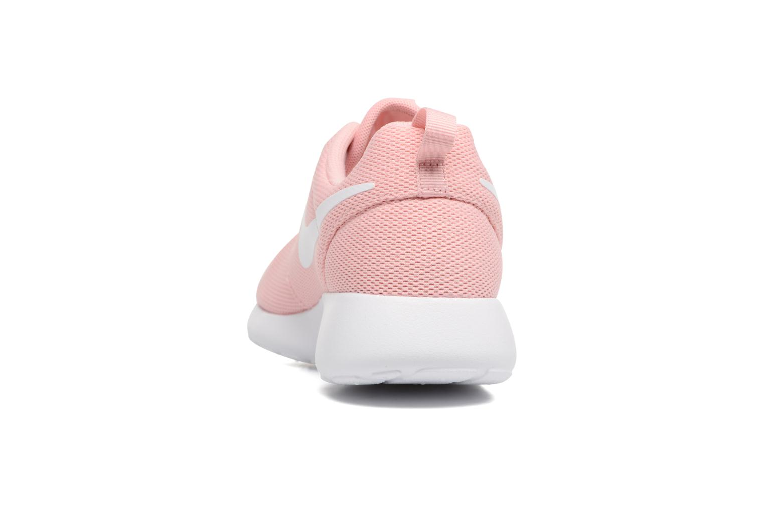 Wmns Nike Roshe One Sheen/White-White