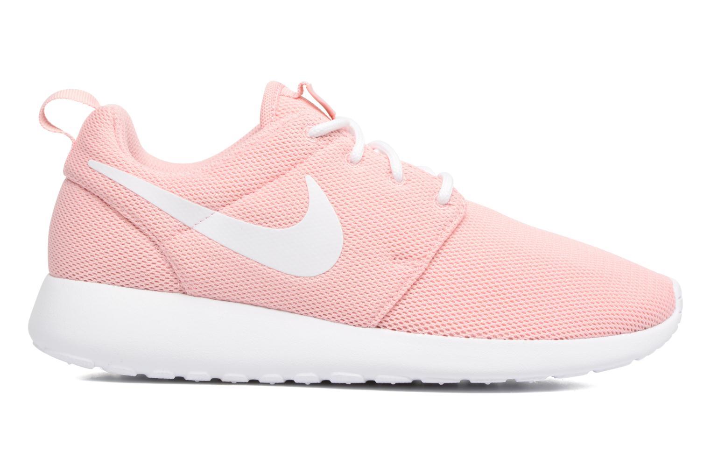 Wmns Nike Roshe One Sheen/White-White