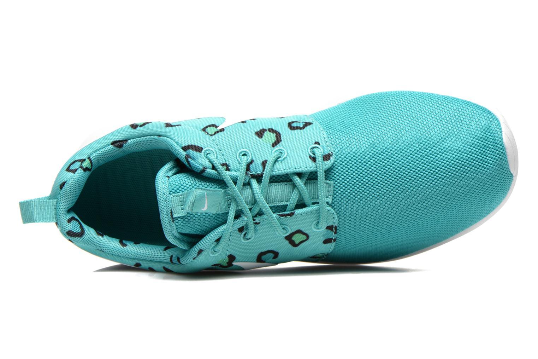 Wmns Nike Rosherun Print Lt Retro/White-Artisan Teal