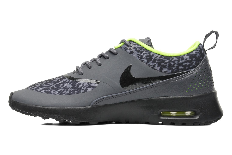 Sneaker Nike Wmns Nike Air Max Thea Print grau ansicht von vorne