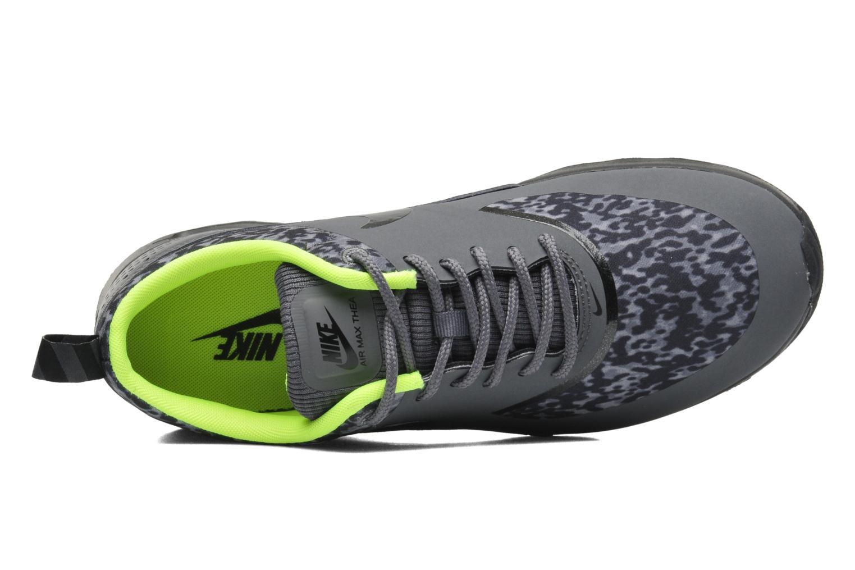 Sneaker Nike Wmns Nike Air Max Thea Print grau ansicht von hinten