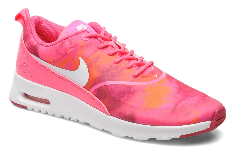 Baskets Nike Wmns Nike Air Max Thea Print Rose vue détail/paire