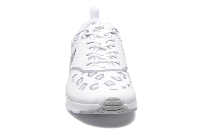 Sneaker Nike Wmns Nike Air Max Thea Print weiß schuhe getragen