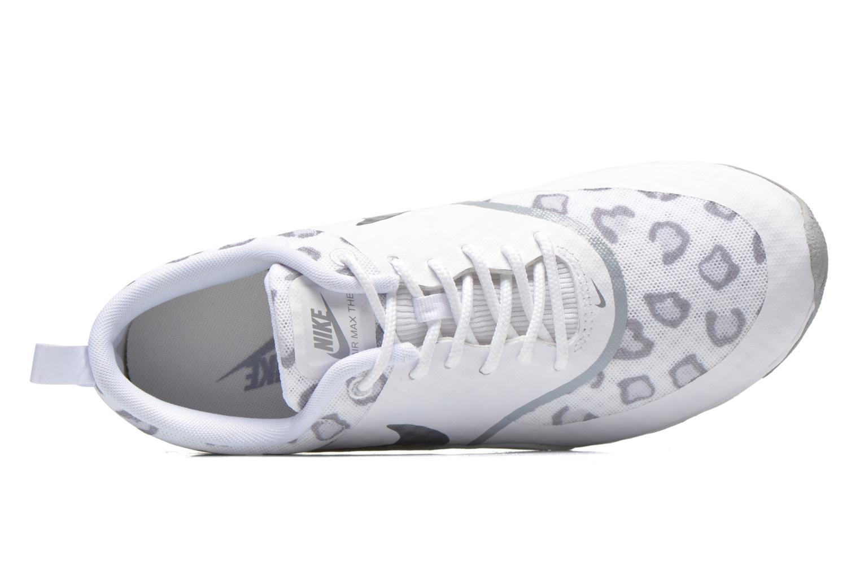 Sneaker Nike Wmns Nike Air Max Thea Print weiß ansicht von links