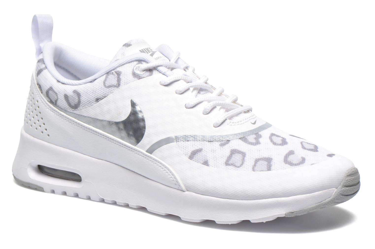 Wmns Nike Air Max Thea Print White/wolf grey-pure platinum