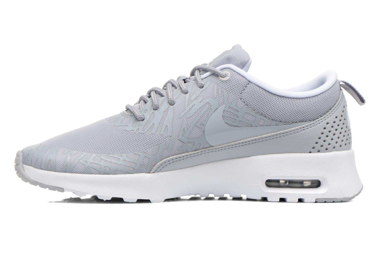Sneakers Nike Wmns Nike Air Max Thea Print Grijs voorkant