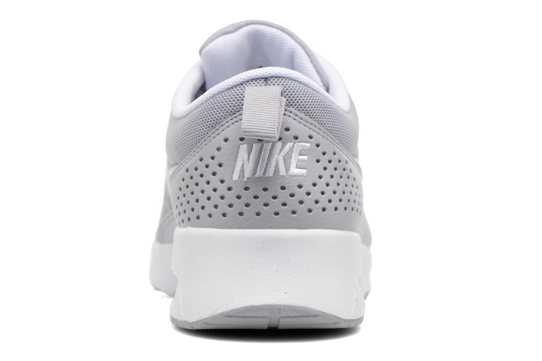 Sneakers Nike Wmns Nike Air Max Thea Print Grijs rechts