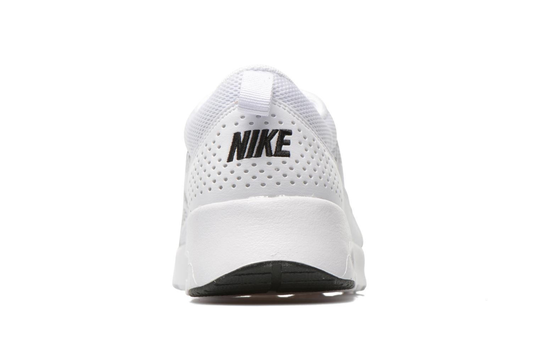 Deportivas Nike Wmns Nike Air Max Thea Print Blanco vista lateral derecha