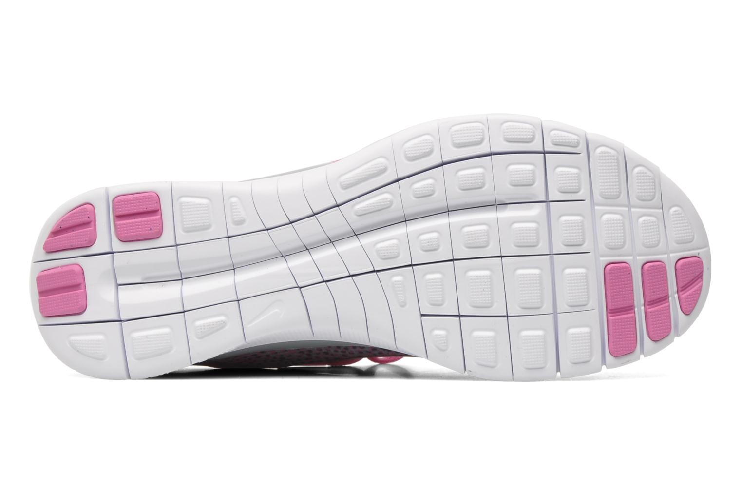 Sport shoes Nike Wmns Nike Free 3.0 V5 Ext Pink view from above