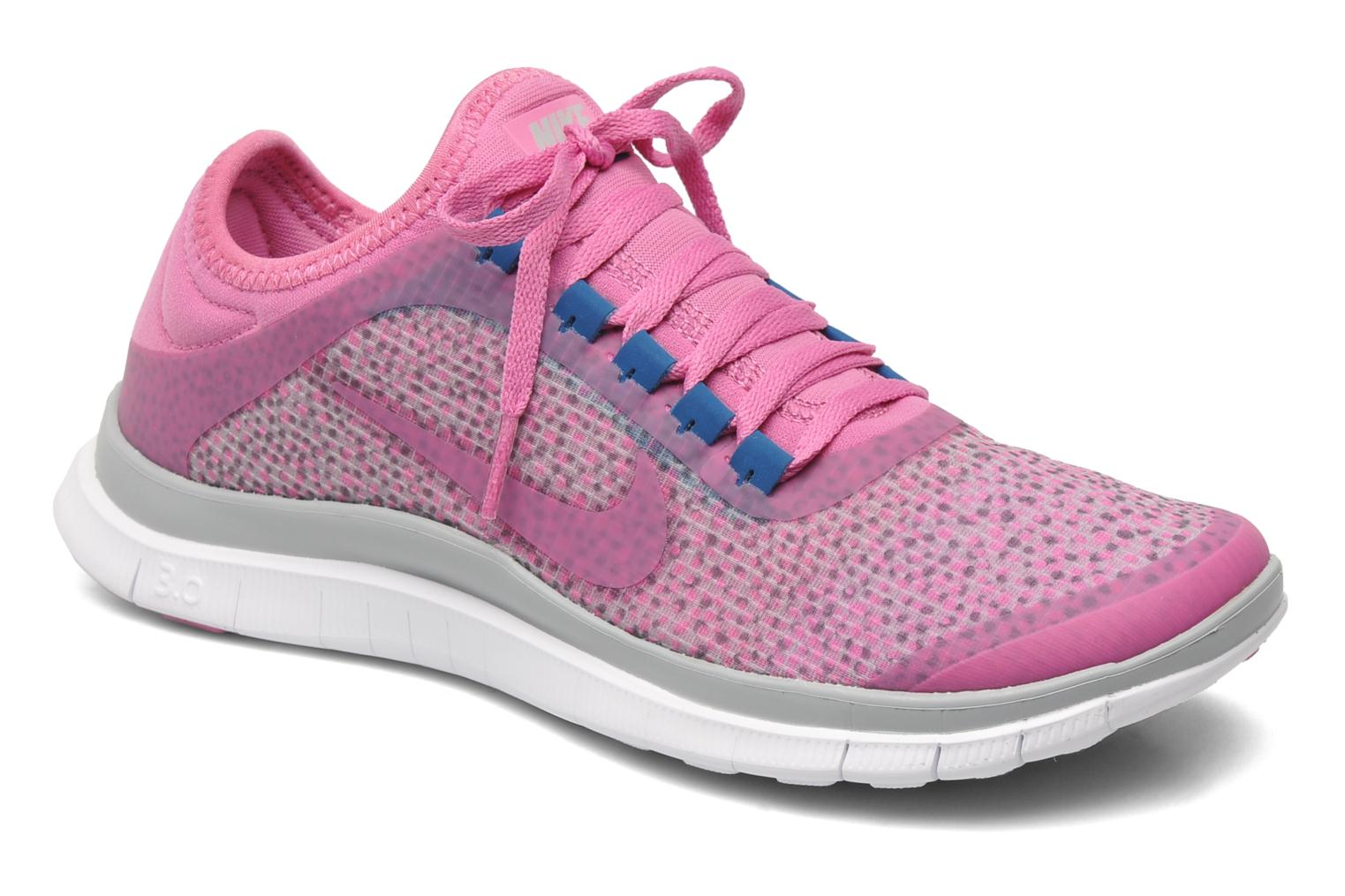 Sport shoes Nike Wmns Nike Free 3.0 V5 Ext Pink detailed view/ Pair view
