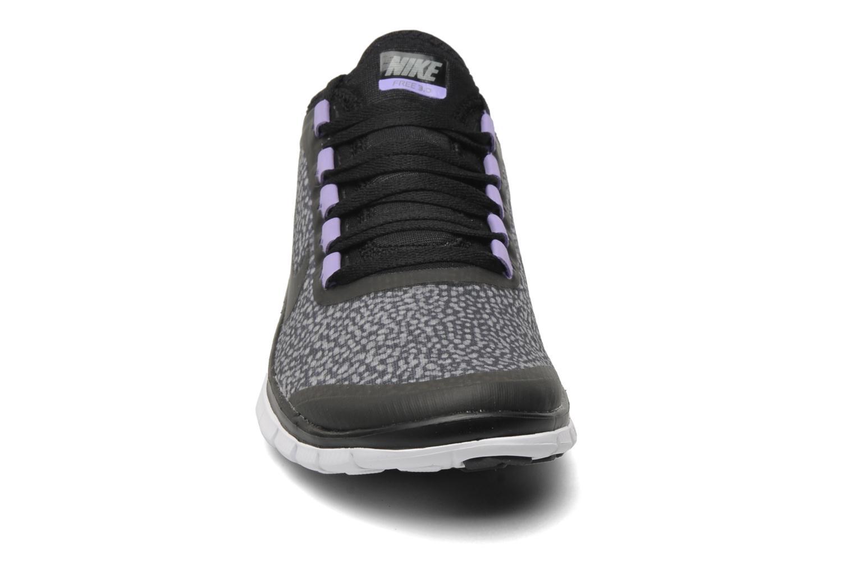 Chaussures de sport Nike Wmns Nike Free 3.0 V5 Ext Noir vue portées chaussures