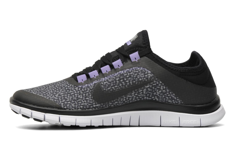 Sportschoenen Nike Wmns Nike Free 3.0 V5 Ext Zwart voorkant