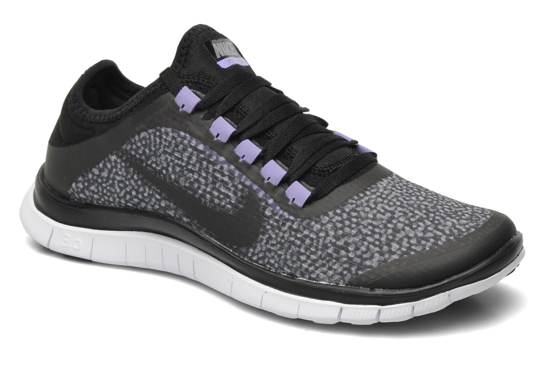 Chaussures de sport Nike Wmns Nike Free 3.0 V5 Ext Noir vue détail/paire