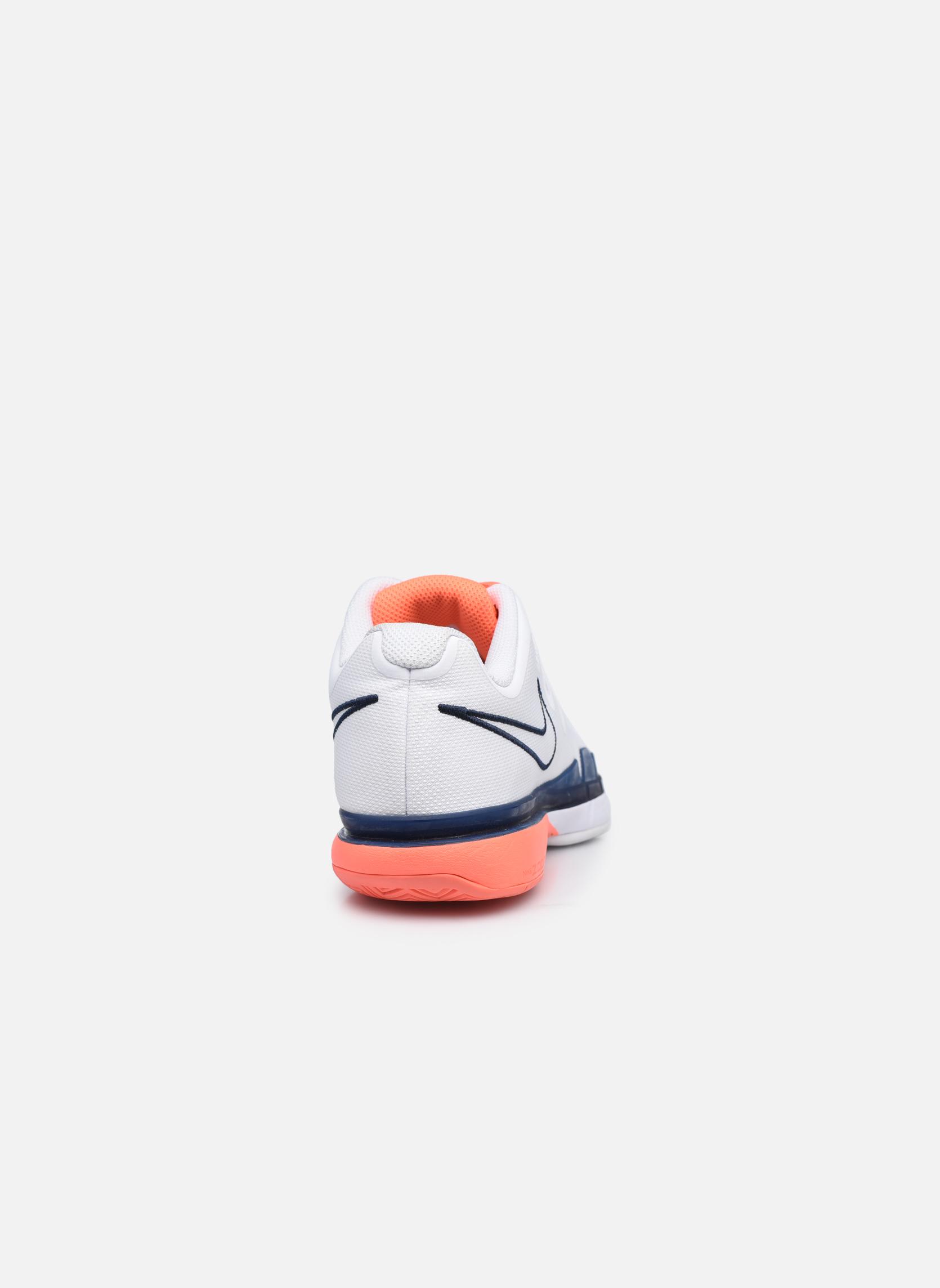 Sportschuhe Nike Nike Zoom Vapor 9.5 Tour weiß ansicht von rechts