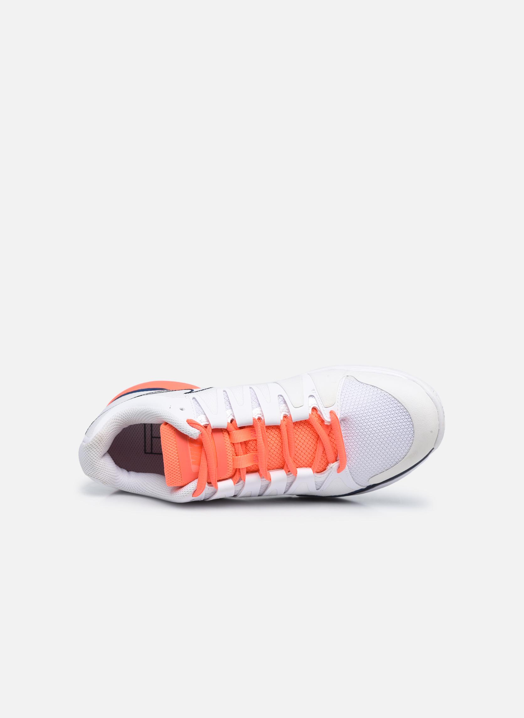 Chaussures de sport Nike Nike Zoom Vapor 9.5 Tour Blanc vue gauche