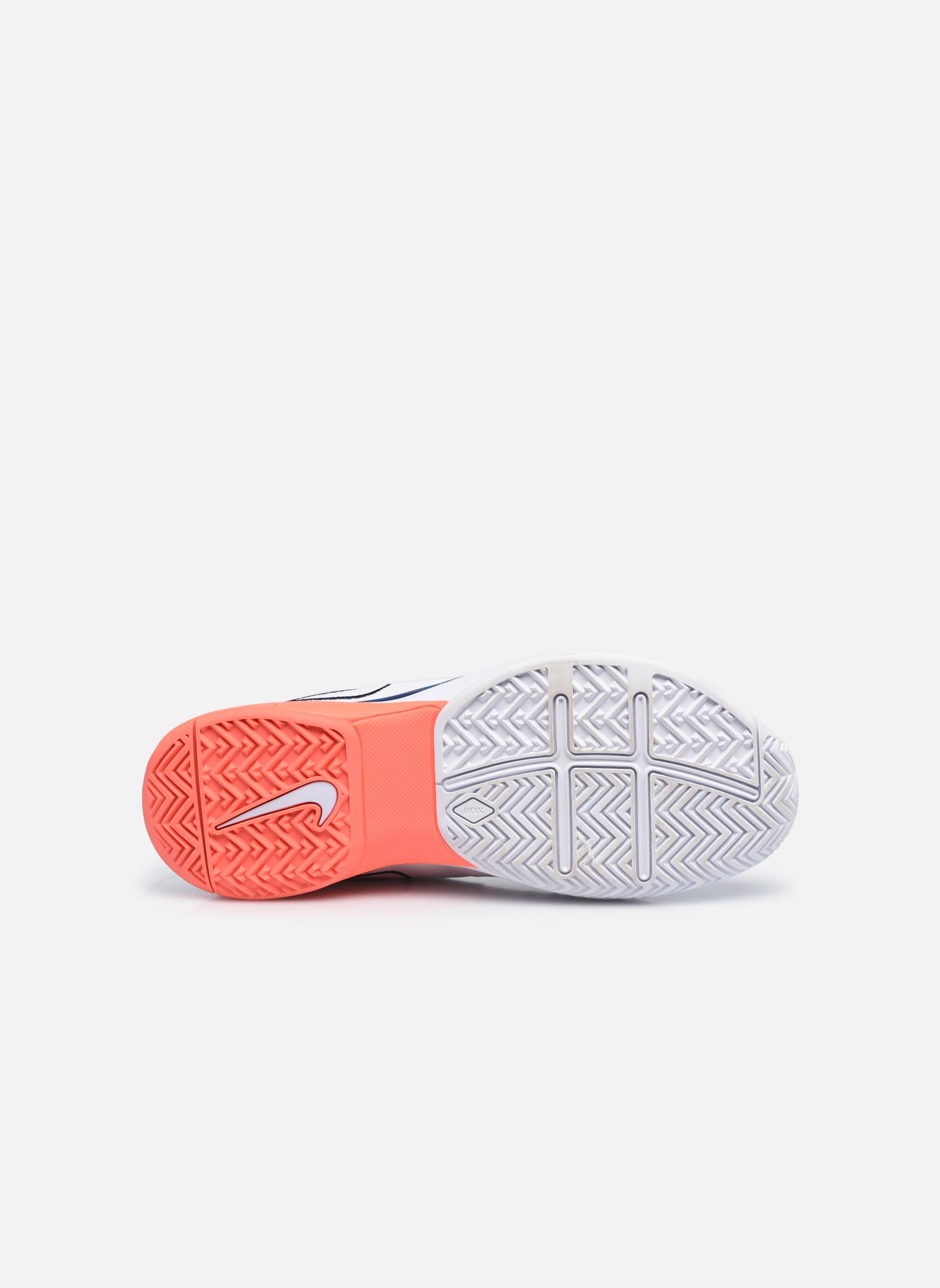Sportschuhe Nike Nike Zoom Vapor 9.5 Tour weiß ansicht von oben