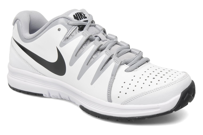 Adidas Chaussures De Sport De Vue De La Cour - Noir HNL0ovRKmc