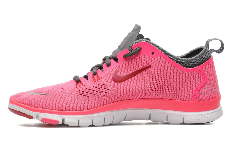 Chaussures de sport Nike Wmns Nike Free 5.0 Tr Fit 4 Rose vue face