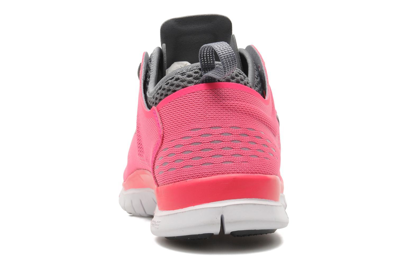 Sportschuhe Nike Wmns Nike Free 5.0 Tr Fit 4 rosa ansicht von rechts