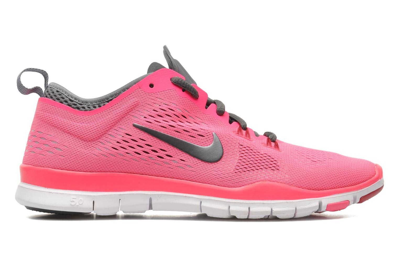 Chaussures de sport Nike Wmns Nike Free 5.0 Tr Fit 4 Rose vue derrière