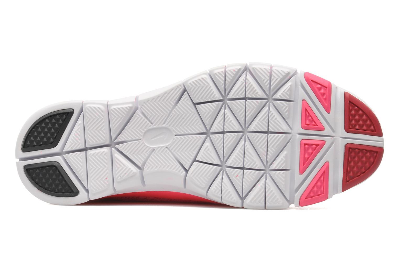 Sportschuhe Nike Wmns Nike Free 5.0 Tr Fit 4 rosa ansicht von oben