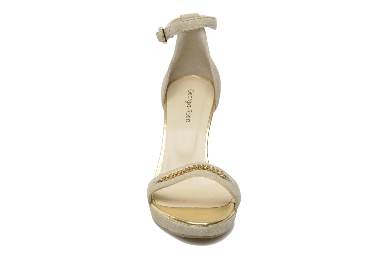 Sandaler Georgia Rose Tatilie Beige se skoene på