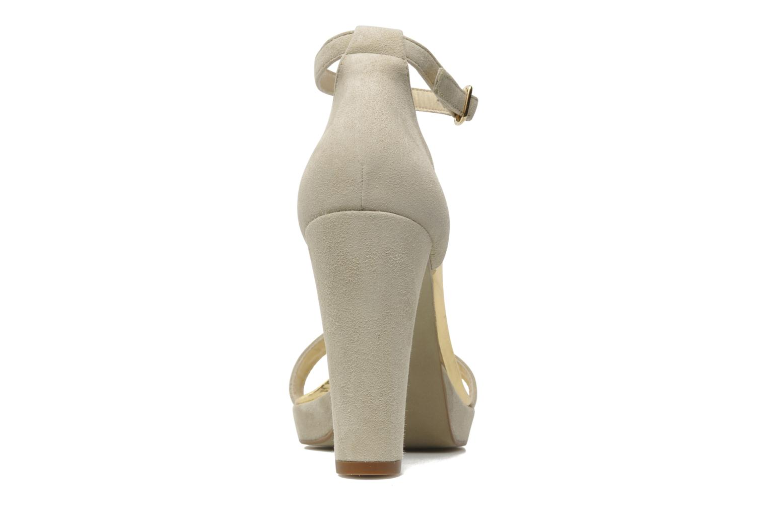 Sandals Georgia Rose Tatilie Beige view from the right