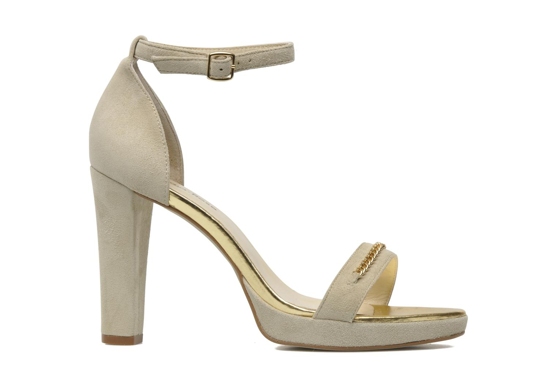 Sandales et nu-pieds Georgia Rose Tatilie Beige vue derrière