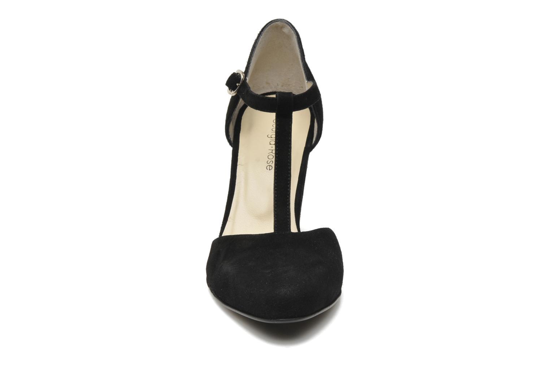 Escarpins Georgia Rose Tatame Noir vue portées chaussures
