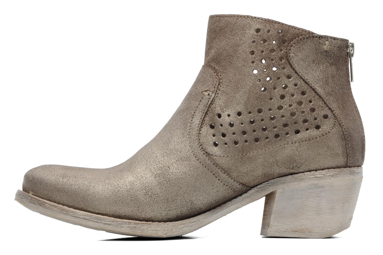 Stiefeletten & Boots Khrio Beti gold/bronze ansicht von vorne