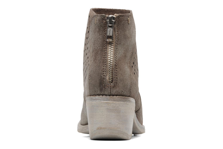 Stiefeletten & Boots Khrio Beti gold/bronze ansicht von rechts