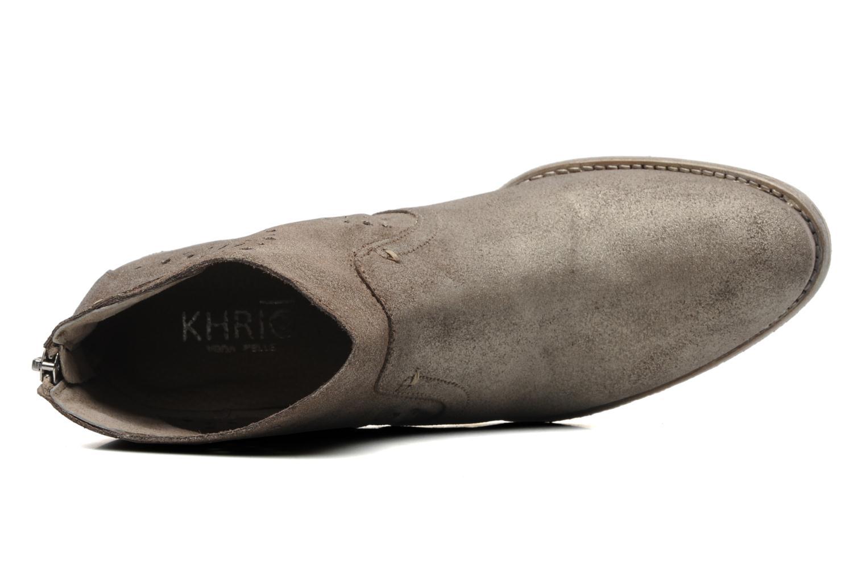 Stiefeletten & Boots Khrio Beti gold/bronze ansicht von links