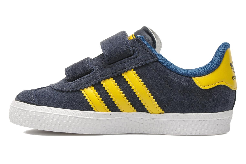Sneakers Adidas Originals Gazelle Cf 2 I Blauw voorkant