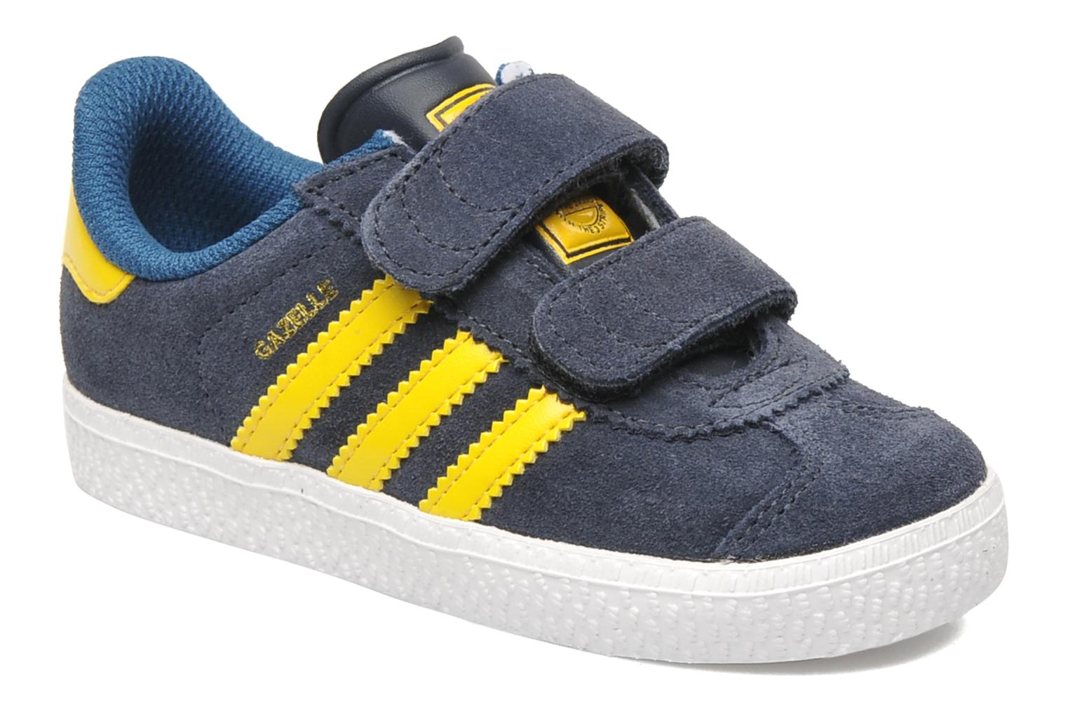 Sneakers Adidas Originals Gazelle Cf 2 I Blauw detail