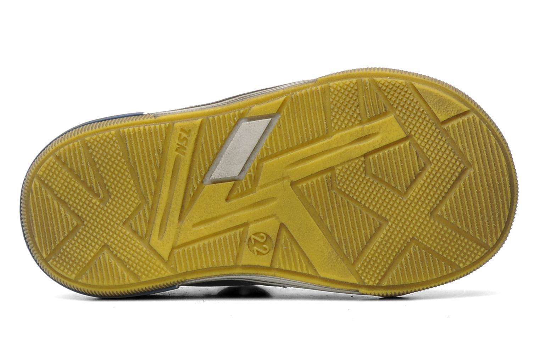 Schoenen met klitteband Bopy BESSAT Blauw boven