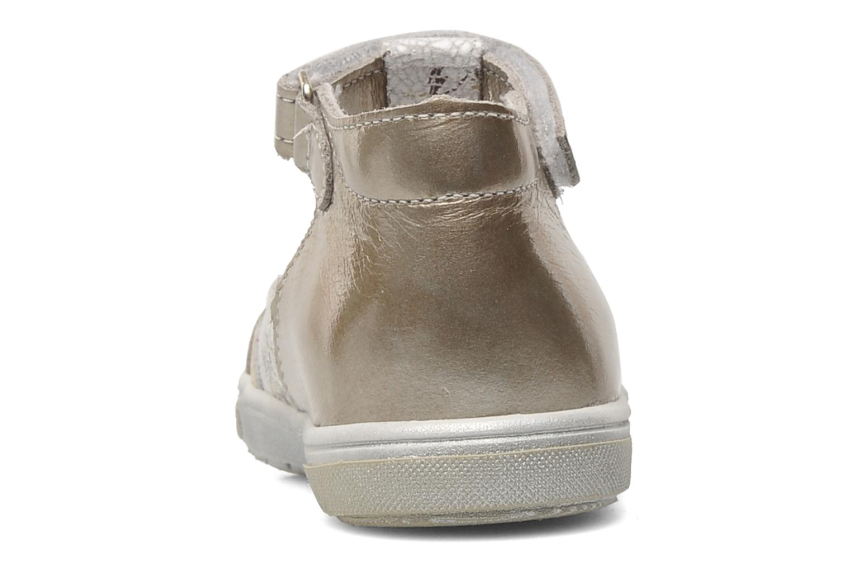 Sandalen Bopy BIJOU Zilver rechts