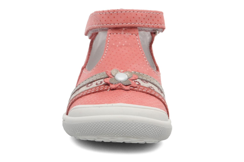 Sandalen Bopy BORINA rosa schuhe getragen