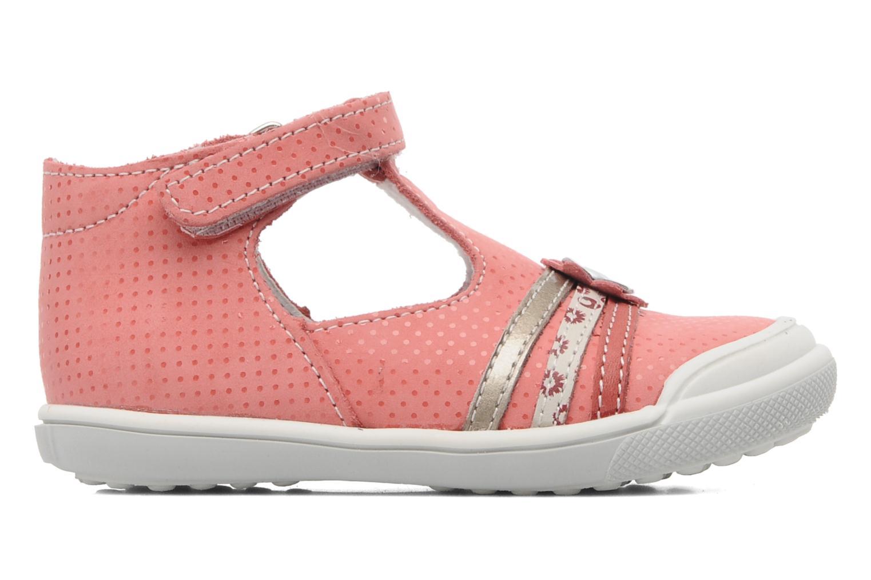 Sandalen Bopy BORINA rosa ansicht von hinten