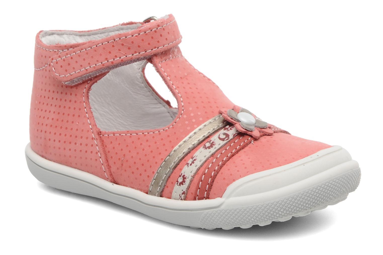Sandalen Bopy BORINA rosa detaillierte ansicht/modell